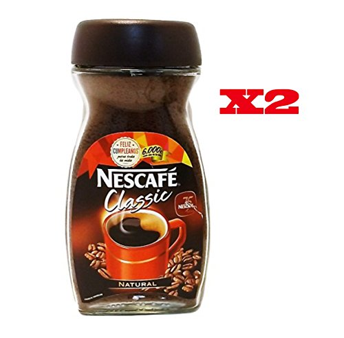 0617629630930 - NESCAFE COFFEE 200G CLASSIC (PACK OF 2)