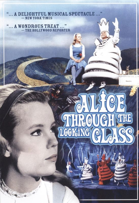0617742218695 - ALICE THROUGH THE LOOKING GLASS