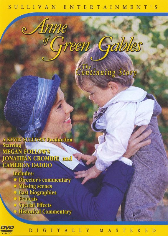 0622237230427 - ANNE OF GREEN GABLES - THE CONTINUING STORY