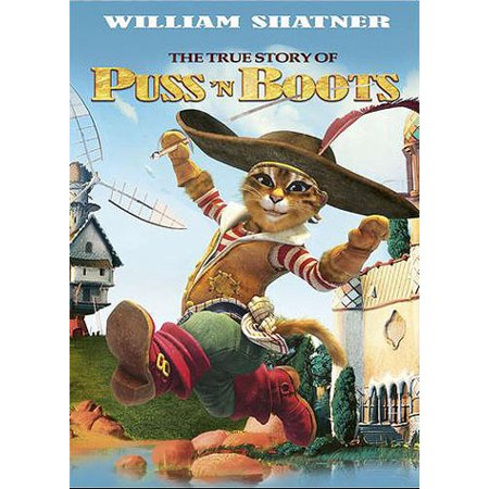 0625828609671 - THE TRUE STORY OF PUSS'N BOOTS