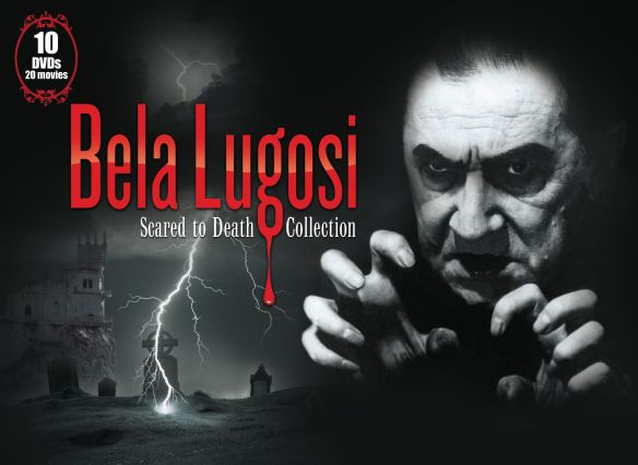 0628261129799 - BELA LUGOSI: SCARED TO DEATH COLLECTION (10-PACK)