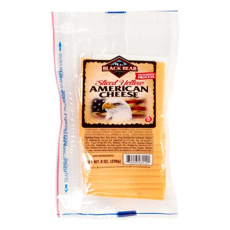 0630003262121 - SLICED AMERICAN CHEESE