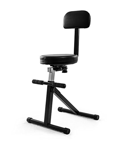 0635464462882 - NOMAD NTS-5302 TIMPANI STOOL WITH BACK SUPPORT