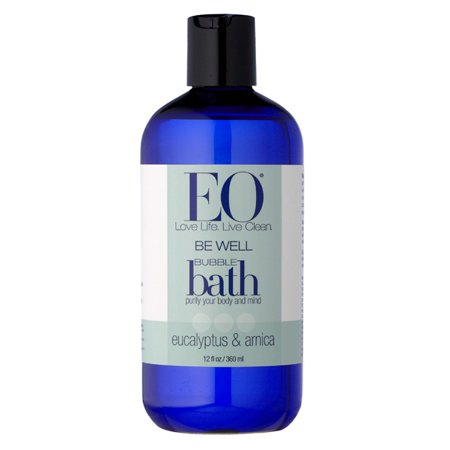 0636874030531 - BE WELL-EUCALYPTUS AND ARNICA BUBBLE BATH