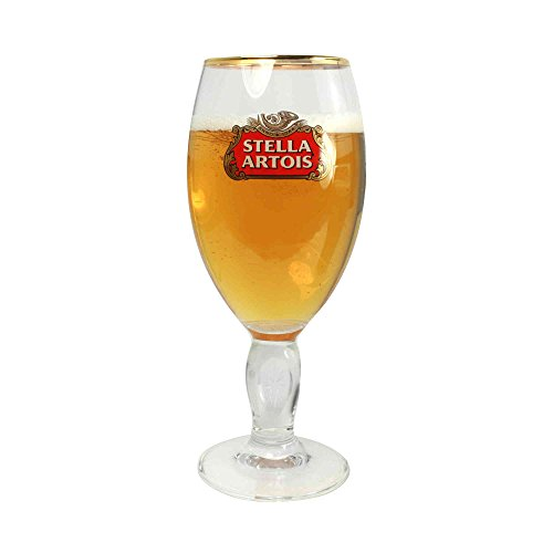 0642125541831 - STE-6900 STELLA ARTOIS 40CL CHALICES,CLEAR (PACK OF 6)
