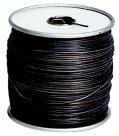 0643749552975 - ARCOR DARK ANNEALED STOVEPIPE WIRE - 18 GA. - 50 FT. SPOOL