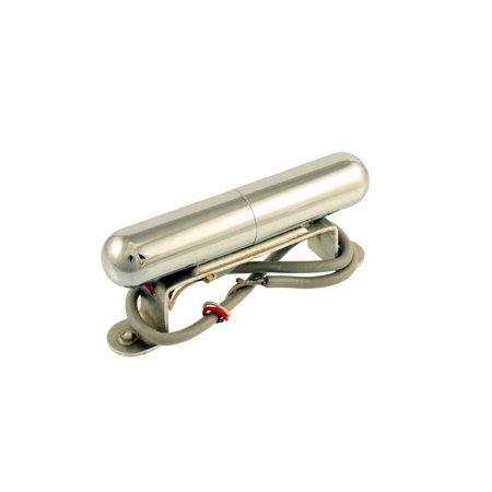 0645208015281 - DANELECTRO YESTERYEAR LP2 LIPSTICK PICKUP CHROME COVER ALLPARTS PU-6426-010