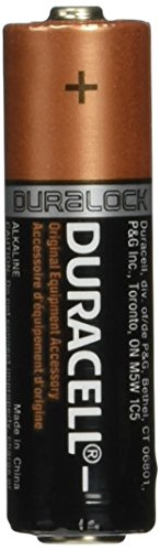 0648825112913 - DURACELL MN1500 AA BATTERIES , 100 PACK COUNT