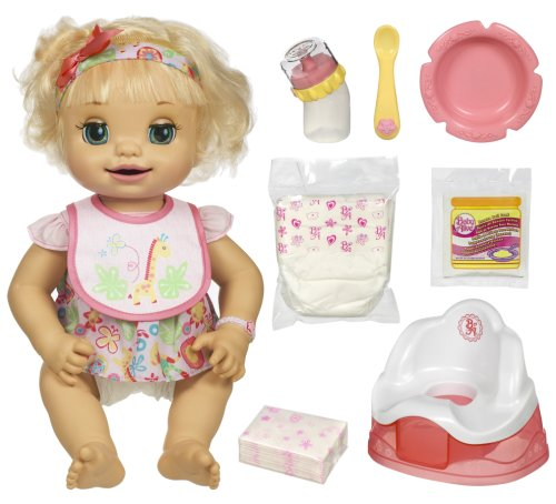 0653569290506 - BABY ALIVE LEARNS TO POTTY