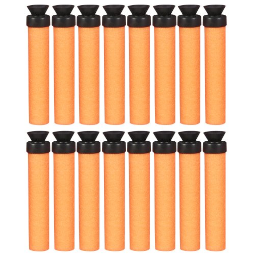 0653569468929 - NERF SUCTION DARTS, 16-PACK