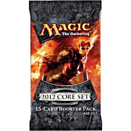 0653569633808 - MAGIC GATHERING 2012 CORE SET BOOSTER PACK