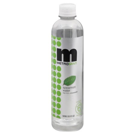 0658564230564 - SPEARMINT WATER EXTRA COOL MINT UNSWEETENED