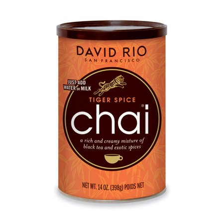 0658564803980 - 2 CANISTERS OF TIGER SPICE CHAI