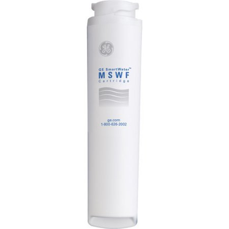 0660061763056 - GE MSWF REFRIGERATOR WATER FILTER, ALLOWS FOR EASY REMOVAL WHEN IT COMES TIME TO CHANGE THE FILTER.