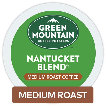 0662348377024 - GREEN MOUNTAIN COFFEE ROASTERS NANTUCKET BLEND, SINGLE-SERVE COFFEE K-CUP PODS, MEDIUM ROAST, 32 COUNT