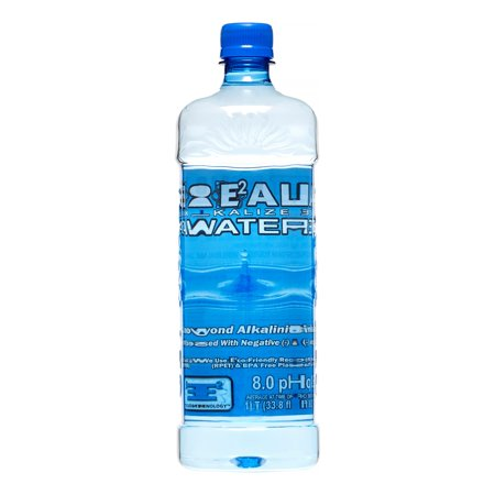 0669149105535 - REAL WATER ALKALIZED WATER, 33.8 FLUID OUNCE (PACK OF 12)