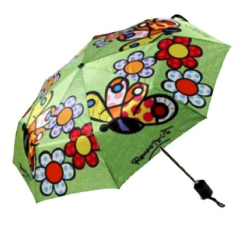 0067103044539 - GUARDA CHUVA ROMERO BRITTO BUTTERFLY/FLOWERS