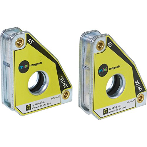 0679352004525 - STRONG HAND TOOLS MINI-MAGNET TWIN PACK, MODEL# MS346AT