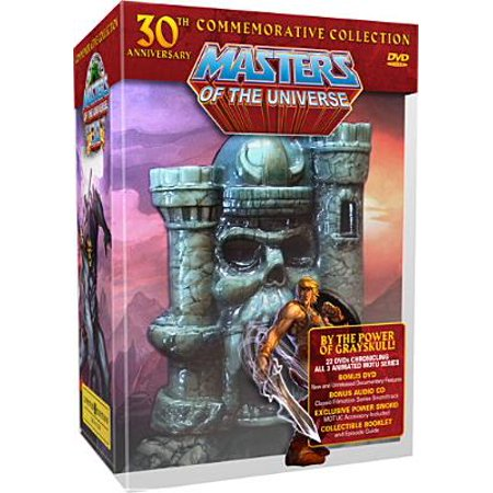 0683904111562 - MASTERS OF THE UNIVERSE - 30TH ANNIVERSARY LIMITED EDITION
