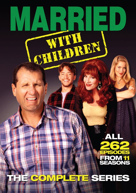 0683904111685 - MARRIED WITH CHILDREN: THE COMPLETE SERIES