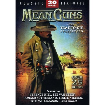 0683904200174 - MEAN GUNS 20 MOVIE PACK (BOXED SET) (REMASTERED) (DVD)