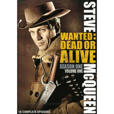 0683904507471 - WANTED DEAD OR ALIVE-SEASON 1 VOLUME 1