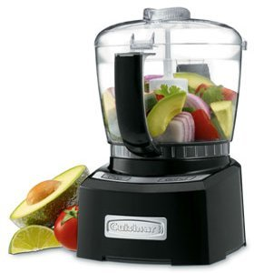 0068459261366 - CUISINART CH-4BKC 4-CUP ELITE COLLECTION CHOPPER AND GRINDER