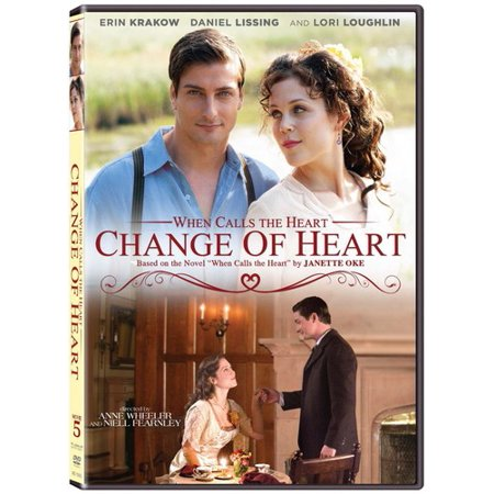 0687797156594 - WHEN CALLS THE HEART: CHANGE OF HEART (DVD)