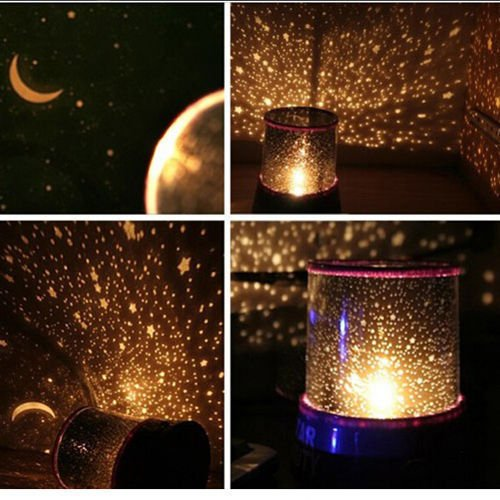 6902955588524 - BABY TWILIGHT STAR MASTER PROJECTOR LED NIGHT LIGHT LAMP IN BEDROOM HELP SLEEP