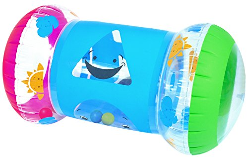 6942138908855 - UP IN & OVER INFLATABLE BABY STEPS ROLLER
