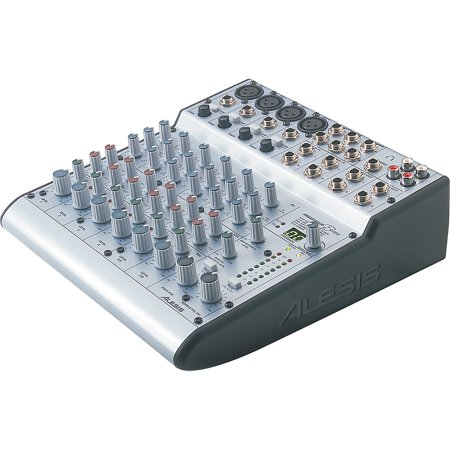 0694318009444 - ALESIS MULTIMIX 8USB AUDIO MIXER