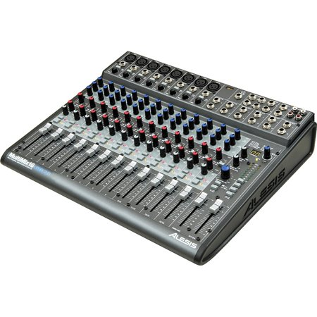 0694318011331 - ALESIS MULTIMIX 16 USB 2.0 16-CHANNEL MIXER