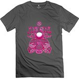 6983601960895 - CRYSTAL MEN'S MOBY GRAPE BRAND NEW DESIGN T-SHIRT DEEPHEATHER US SIZE XL