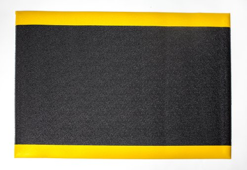 0700371983512 - PROTEX PR323TYB PREMIER-TRED ANTI-FATIGUE MATTING WITH TEXTURED PATTERN AND YELL
