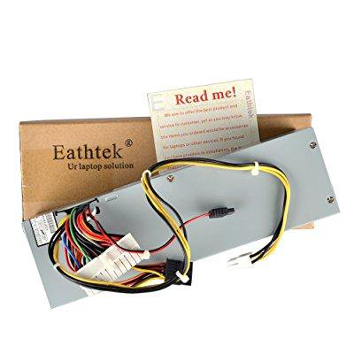0703327833886 - EATHTEK NEW 240W 240 WATT 03WN11 3WN11 2TXYM 709MT D240A002L POWER SUPPLY FOR DELL H240AS-00, COMPATIBLE WITH MODEL NUMBERS OPTIPLEX 390 790 960 990 SMALL FORM FACTOR SFF SYSTEMS AC240AS-00 L240AS-00 AC240ES-00 H240ES-00 D240ES-00 DPS-240WB SERIES, COMPA