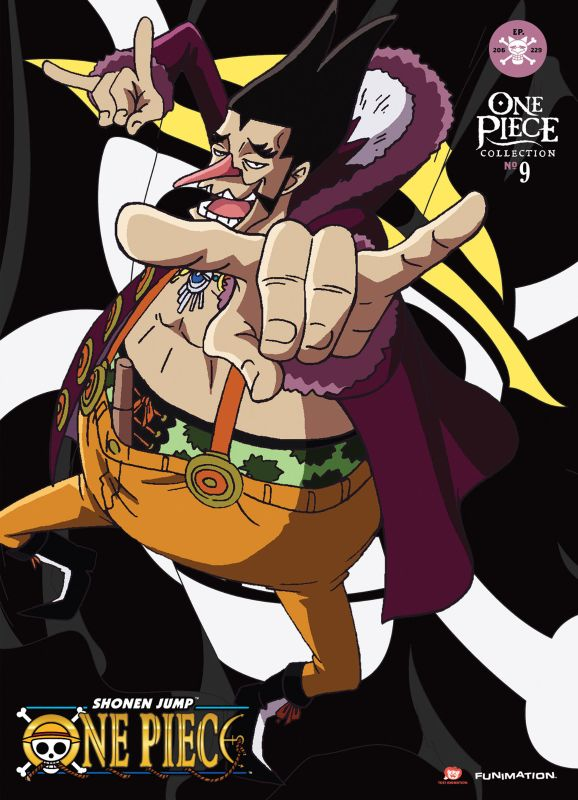 0704400095887 - ONE PIECE: COLLECTION 9 (4 DISC) (BOXED SET) (DVD)