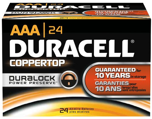 7044447865658 - DURACELL COPPERTOP AAA 24 PACK MN2400BKD