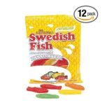 0070462098662 - ADAMS USA THE ORIGINAL SWEDISH FISH ASSORTED BAGS