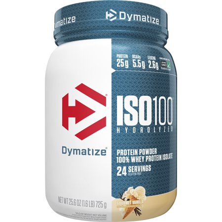 0705016353057 - ISO 100 HYDROLIZED WHEY PROTEIN ISOLATE 1.6 LBS PWDR