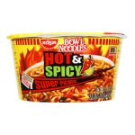 0070662096345 - BOWL NOODLES HOT & SPICY SUPER PICANTE SOUP