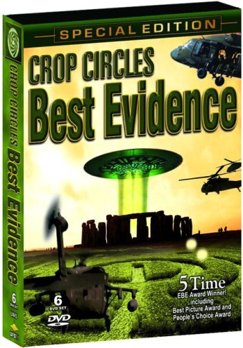 0709629904453 - CROP CIRCLES: THE BEST EVIDENCE 6 DVD COLLECTORS EDITION