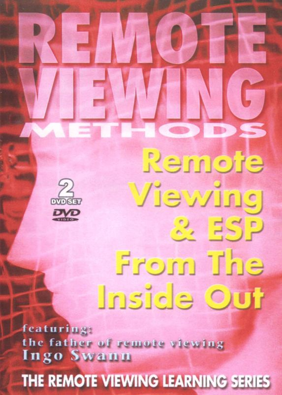 0709629904866 - REMOTE VIEWING & ESP FROM THE INSIDE OUT - INGO SWAN LIVE 2 DVD SET