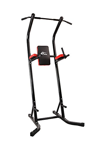 0711301157859 - CRYSTAL BODY BUILDING SJ600 PULL UP STANDING POWER TOWER