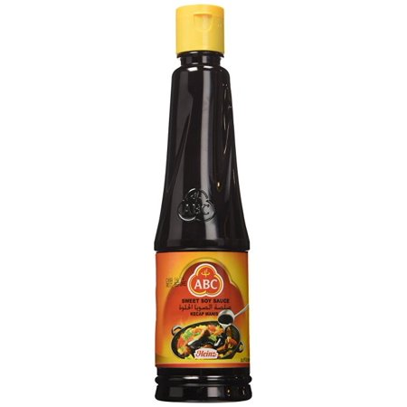 0711844110038 - KECAP MANIS (SWEET SOY SAUCE) - 600 ML(20.2-OUNCE)BY ABC.