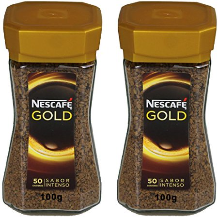 0712038070350 - NESCAFE INSTANT COFFEE GOLD 100G (2-PACK)