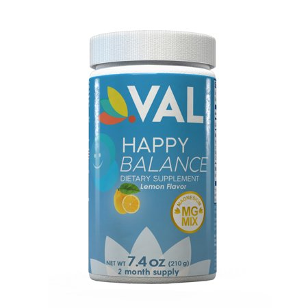 0714439705541 - SEROTONIN BOOSTER & ANTI STRESS MAGNESIUM DRINK BY VAL |NEW ON AMAZON| 2 MONTH SUPPLY POWERFUL MAGNESIUM CITRATE, GLYCINATE, CHELATE, L-TRYPTOPHAN & B6| ENHANCE YOUR MOOD, CALM, APPETITE CONTROL &MORE