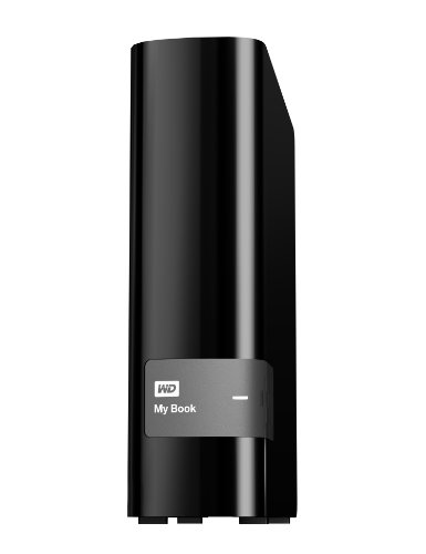 0718037812021 - WD 4TB MY BOOK DESKTOP EXTERNAL HARD DRIVE - USB 3.0 - WDBFJK0040HBK-NESN