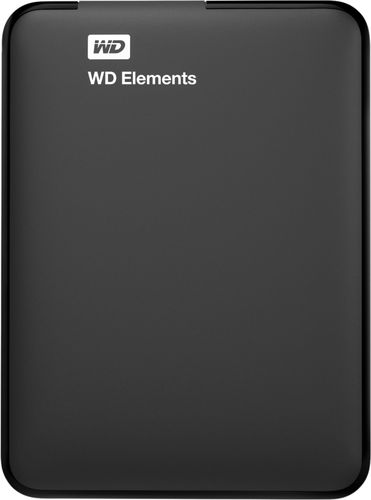 0718037855448 - 1TB WD ELEMENTS™ USB 3.0 HIGH-CAPACITY PORTABLE HARD DRIVE FOR WINDOWS