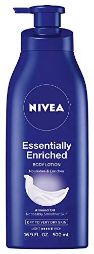0072140011505 - NIVEA ESSENTIALLY ENRICHED BODY LOTION, 16.9 OUNCE