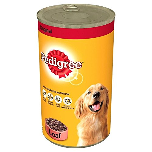0721865519314 - PEDIGREE LOAF WITH TRIPE ORIGINAL (1.2KG) - PACK OF 2